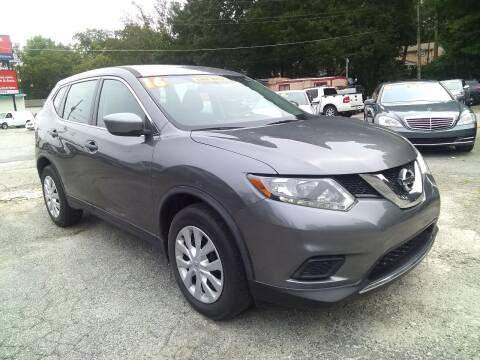 2016 Nissan Rogue for sale at Import Plus Auto Sales in Norcross GA