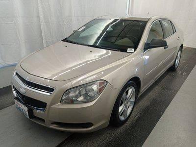 2010 Chevrolet Malibu for sale at Horne's Auto Sales in Richland WA