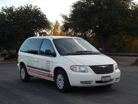 2007 Chrysler Town and Country for sale at Crow`s Auto Sales in San Jose CA