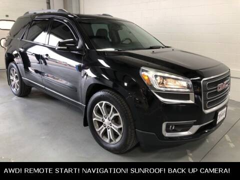 2016 GMC Acadia for sale at Integrity Motors, Inc. in Fond Du Lac WI