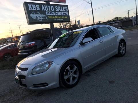 2011 Chevrolet Malibu for sale at KBS Auto Sales in Cincinnati OH