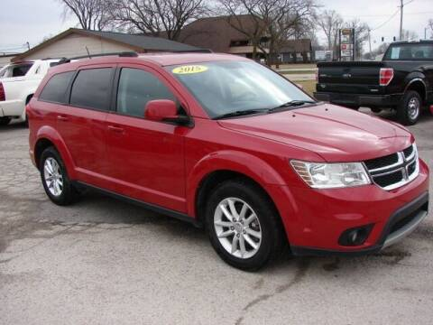 2015 Dodge Journey for sale at Lehmans Automotive in Berne IN