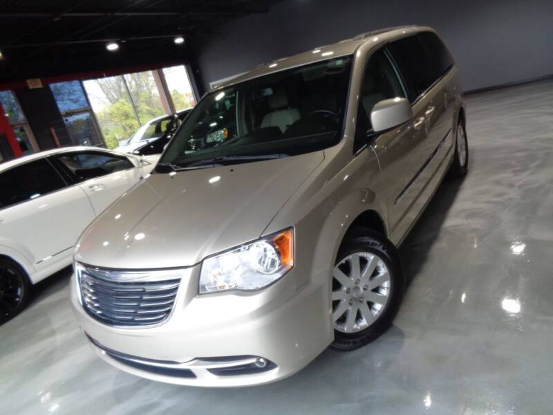 2016 Chrysler Town and Country for sale at Auto Experts in Shelby Township MI
