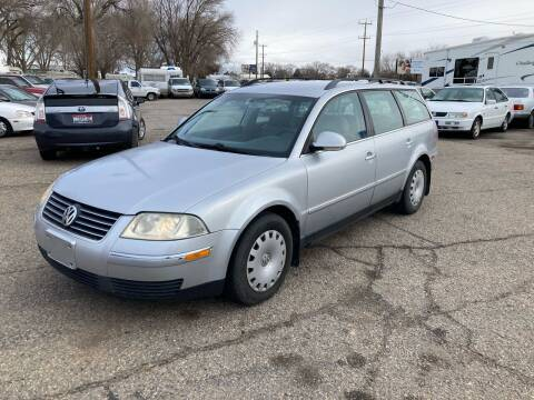 2005 Volkswagen Passat for sale at AFFORDABLY PRICED CARS LLC in Mountain Home ID