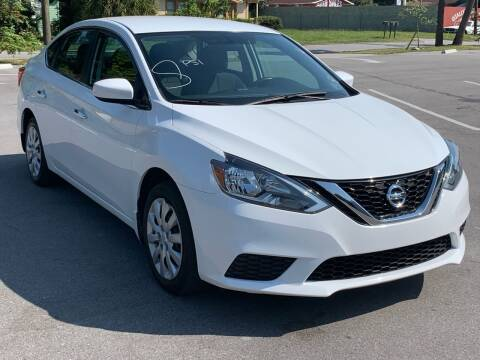 2017 Nissan Sentra for sale at Consumer Auto Credit in Tampa FL