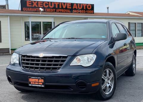 2007 Chrysler Pacifica for sale at Executive Auto in Winchester VA