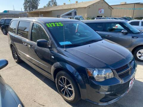 2014 Dodge Grand Caravan for sale at Approved Autos in Bakersfield CA