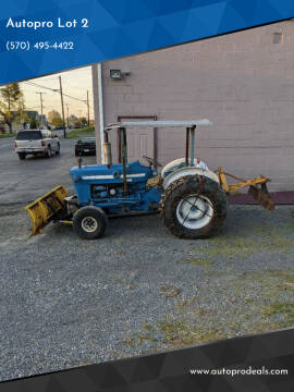 1975 Ford 3000 Trctor for sale at Autopro Lot 2 - Autopro in Sunbury PA