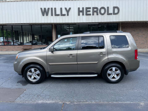 2011 Honda Pilot for sale at Willy Herold Automotive in Columbus GA