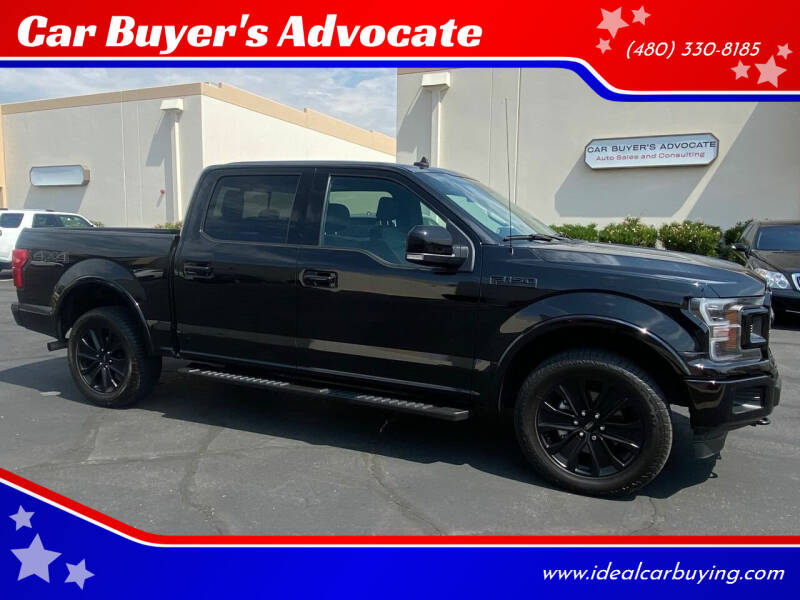 2020 Ford F-150 for sale at Car Buyer's Advocate in Phoenix AZ