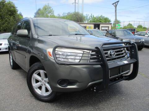 2008 Toyota Highlander for sale at Unlimited Auto Sales Inc. in Mount Sinai NY