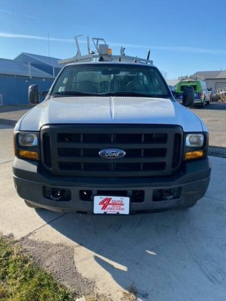 2006 Ford F-350 Super Duty for sale at Four Guys Auto in Cedar Rapids IA
