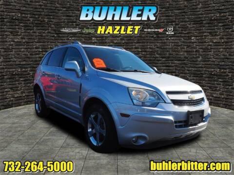 2012 Chevrolet Captiva Sport for sale at Buhler and Bitter Chrysler Jeep in Hazlet NJ