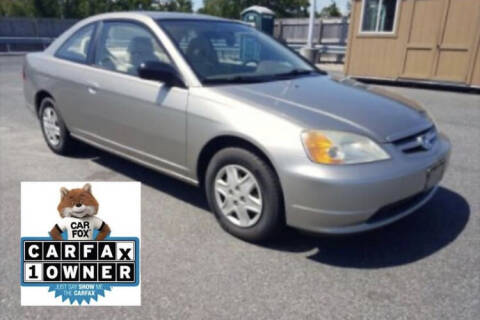 2003 Honda Civic for sale at CARZLOT in Portsmouth VA