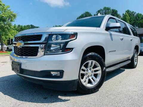 2015 Chevrolet Suburban for sale at Classic Luxury Motors in Buford GA