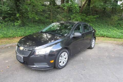 2014 Chevrolet Cruze for sale at Key Auto Center in Marietta GA