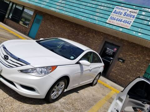 2011 Hyundai Sonata for sale at Walker Auto Sales and Towing in Marrero LA