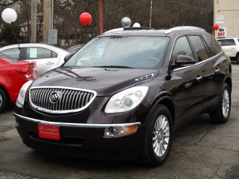 2009 Buick Enclave for sale at Bill Leggett Automotive, Inc. in Columbus OH