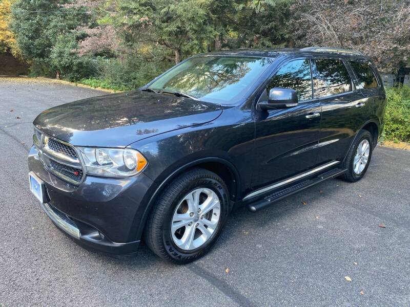 2013 Dodge Durango for sale at Car World Inc in Arlington VA