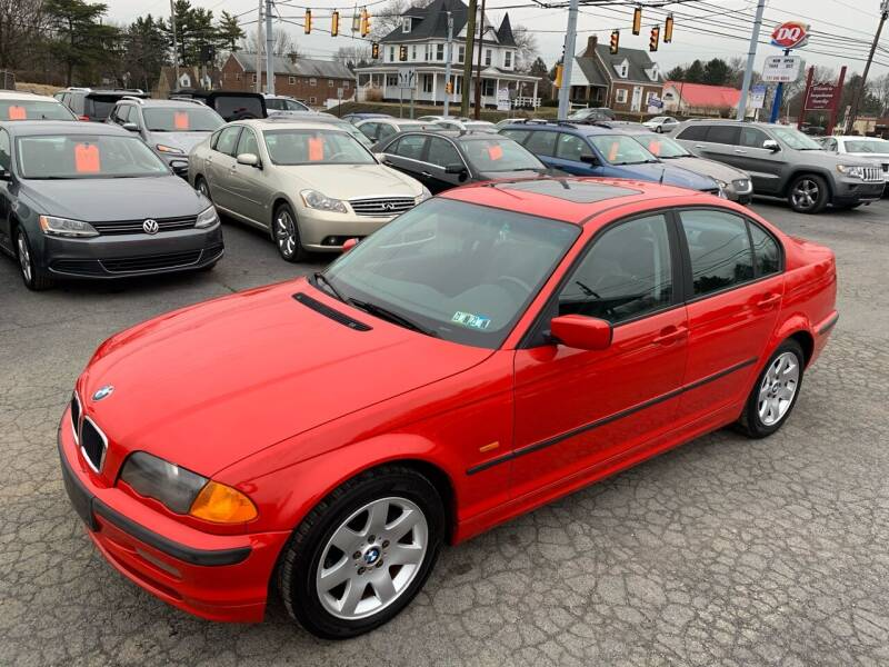 2000 BMW 3 Series for sale at Masic Motors, Inc. in Harrisburg PA