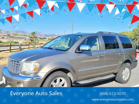 2007 Chrysler Aspen for sale at Everyone Auto Sales in Santa Clara CA