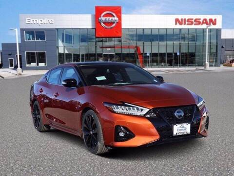 2021 Nissan Maxima for sale at EMPIRE LAKEWOOD NISSAN in Lakewood CO