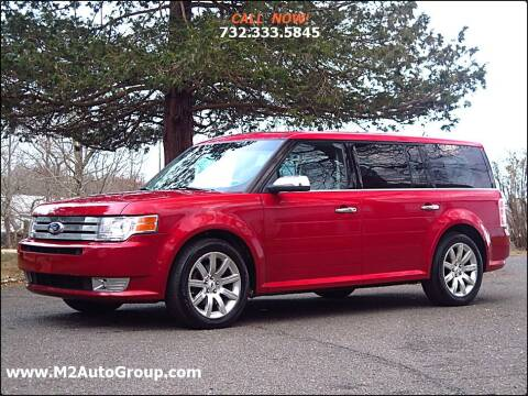 2012 Ford Flex for sale at M2 Auto Group Llc. EAST BRUNSWICK in East Brunswick NJ