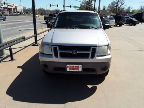 2003 Ford Explorer Sport Trac for sale at NORTHWEST MOTORS in Enid OK