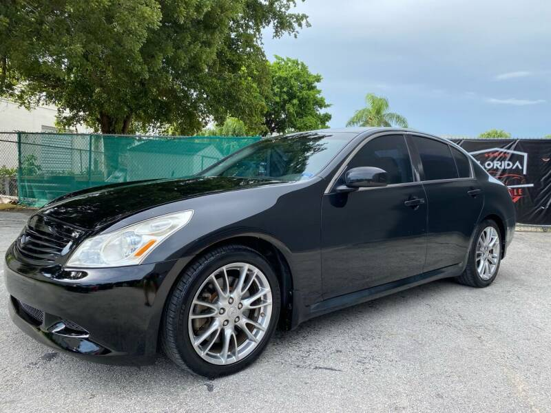 2007 Infiniti G35 for sale at Florida Automobile Outlet in Miami FL