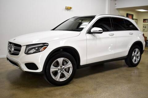 2018 Mercedes-Benz GLC for sale at Thoroughbred Motors in Wellington FL