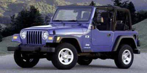 2004 Jeep Wrangler for sale at Loganville Ford in Loganville GA