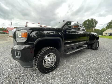 2015 GMC Sierra 3500HD for sale at Priority One Auto Sales - Priority One Diesel Source in Stokesdale NC