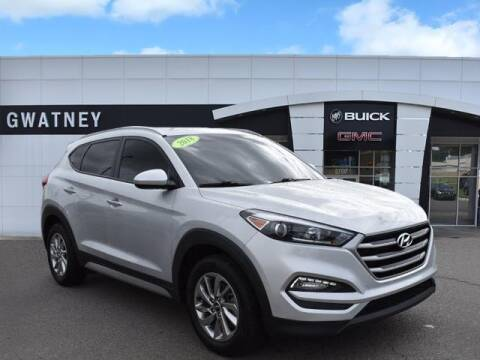 2018 Hyundai Tucson for sale at DeAndre Sells Cars in North Little Rock AR