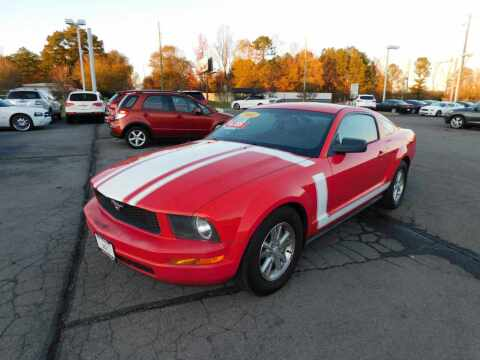 2008 Ford Mustang for sale at Paniagua Auto Mall in Dalton GA