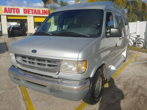 1998 Ford E-Series Cargo for sale at Autos by Tom in Largo FL