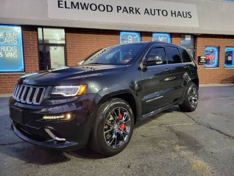 2015 Jeep Grand Cherokee for sale at Elmwood Park Auto Haus in Elmwood Park IL