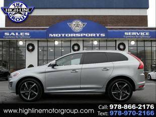 2014 Volvo XC60 for sale at Highline Group Motorsports in Lowell MA