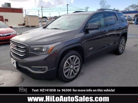2017 GMC Acadia for sale at Hi-Lo Auto Sales in Frederick MD