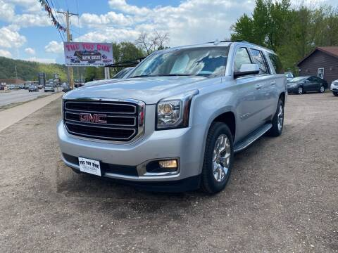 2018 GMC Yukon XL for sale at Toy Box Auto Sales LLC in La Crosse WI
