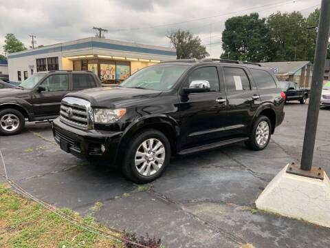 2012 Toyota Sequoia for sale at Superior Automotive Group in Owensboro KY