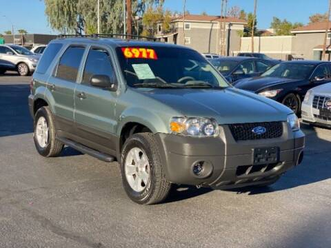 2006 Ford Escape for sale at Brown & Brown Wholesale in Mesa AZ