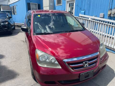 2006 Honda Odyssey for sale at DARS AUTO LLC in Schenectady NY