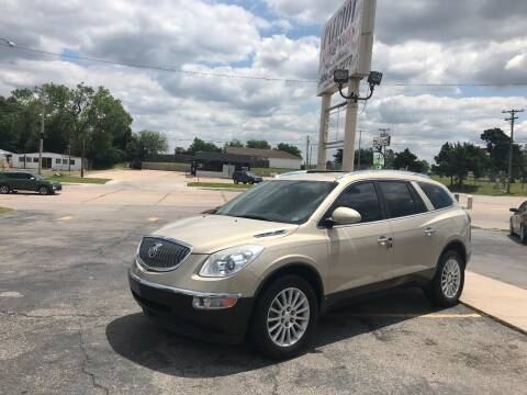 2010 Buick Enclave for sale at Patriot Auto Sales in Lawton OK
