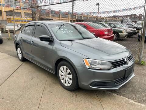 2013 Volkswagen Jetta for sale at Dennis Public Garage in Newark NJ