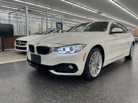 2016 BMW 4 Series for sale at Dixie Imports in Fairfield OH