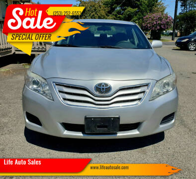 2010 Toyota Camry for sale at Life Auto Sales in Tacoma WA
