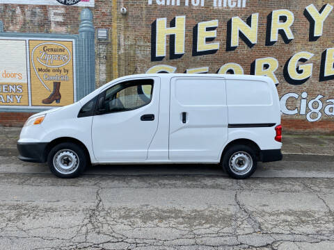 2015 Chevrolet City Express Cargo for sale at Main St Motors Inc. in Sheridan IN