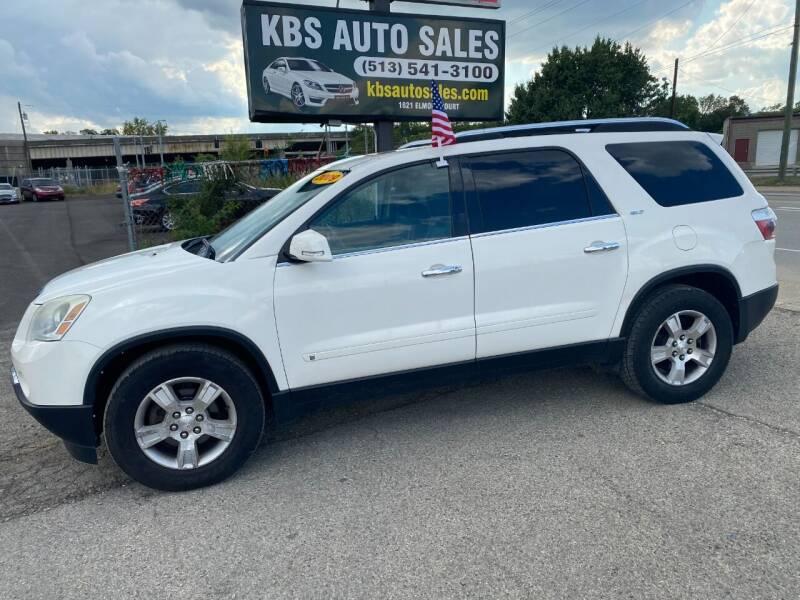 2009 GMC Acadia for sale at KBS Auto Sales in Cincinnati OH