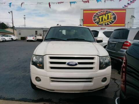2008 Ford Expedition EL for sale at AUTOPLEX 528 LLC in Huntsville AL