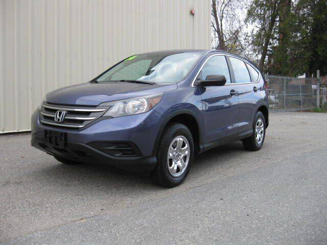 2014 Honda CR-V for sale at Jareks Auto Sales in Lowell MA